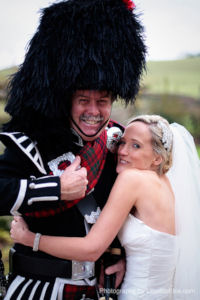 wedding bagpiper